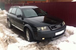 Автомобиль Audi Allroad, хорошее состояние, 2001 года выпуска, цена 420 000 руб., Ступино