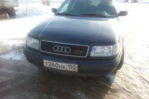 Автомобиль Audi 100, хорошее состояние, 1992 года выпуска, цена 150 000 руб., Московская область