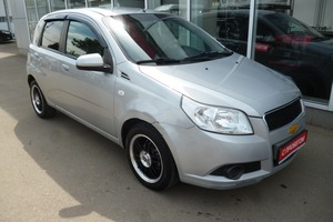 Авто Chevrolet Aveo, 2010 года выпуска, цена 281 000 руб., Краснодар