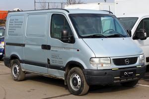 Авто Opel Movano, 2002 года выпуска, цена 339 000 руб., Москва