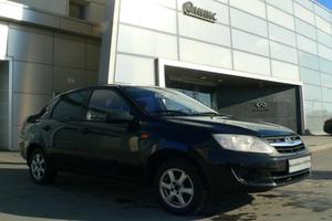 Авто ВАЗ (Lada) Granta, 2012 года выпуска, цена 225 000 руб., Санкт-Петербург
