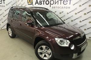 Авто Skoda Yeti, 2013 года выпуска, цена 625 000 руб., Санкт-Петербург