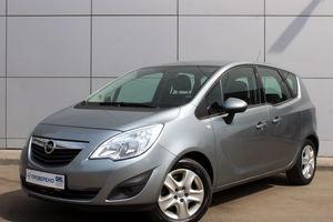 Авто Opel Meriva, 2012 года выпуска, цена 537 100 руб., Москва