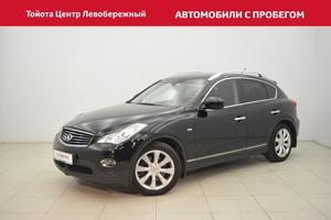 Авто Infiniti EX-Series, 2010 года выпуска, цена 929 000 руб., Москва