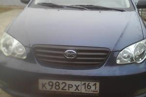 Автомобиль BYD F3, отличное состояние, 2011 года выпуска, цена 250 000 руб., Пролетарск