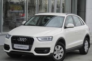 Подержанный автомобиль Audi Q3, отличное состояние, 2012 года выпуска, цена 1 150 000 руб., Екатеринбург