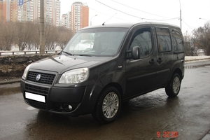 Авто Fiat Doblo, 2010 года выпуска, цена 335 000 руб., Москва