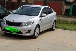 Подержанный автомобиль Kia Rio, хорошее состояние, 2012 года выпуска, цена 466 000 руб., Дмитров