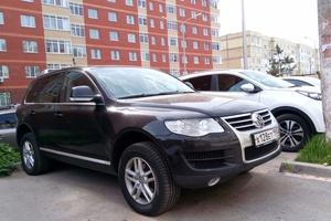 Автомобиль Volkswagen Touareg, отличное состояние, 2009 года выпуска, цена 950 000 руб., Волоколамск