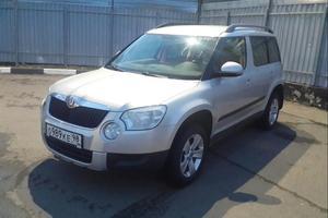 Авто Skoda Yeti, 2013 года выпуска, цена 609 000 руб., Москва