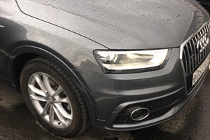 Подержанный автомобиль Audi Q3, отличное состояние, 2014 года выпуска, цена 1 450 000 руб., Екатеринбург