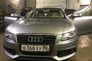 Автомобиль Audi A4, хорошее состояние, 2008 года выпуска, цена 700 000 руб., Сургут