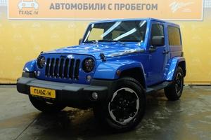 Авто Jeep Wrangler, 2014 года выпуска, цена 2 200 000 руб., Москва