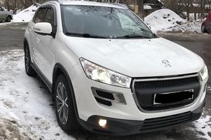 Автомобиль Peugeot 4008, отличное состояние, 2012 года выпуска, цена 890 000 руб., Ярославль