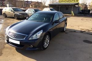 Автомобиль Infiniti G-Series, отличное состояние, 2010 года выпуска, цена 950 000 руб., Долгопрудный