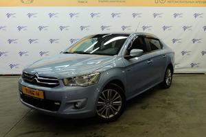 Авто Citroen C-Elysee, 2013 года выпуска, цена 460 000 руб., Москва