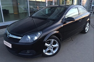 Авто Opel Astra, 2008 года выпуска, цена 369 000 руб., Москва