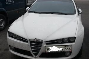 Автомобиль Alfa Romeo 159, отличное состояние, 2010 года выпуска, цена 749 000 руб., Санкт-Петербург