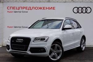 Новый автомобиль Audi Q5, 2016 года выпуска, цена 2 650 000 руб., Сочи