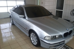 Подержанный автомобиль BMW 5 серия, хорошее состояние, 1997 года выпуска, цена 250 000 руб., Луховицы