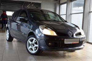 Авто Renault Clio, 2007 года выпуска, цена 269 000 руб., Екатеринбург