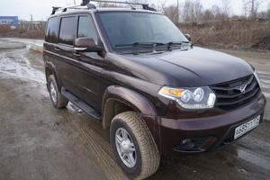 Автомобиль УАЗ Patriot, отличное состояние, 2016 года выпуска, цена 800 000 руб., Челябинск