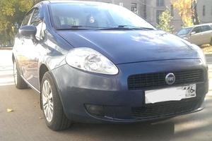 Автомобиль Fiat Punto, хорошее состояние, 2007 года выпуска, цена 210 000 руб., республика Татарстан