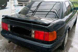 Автомобиль Audi 100, хорошее состояние, 1991 года выпуска, цена 105 000 руб., Санкт-Петербург