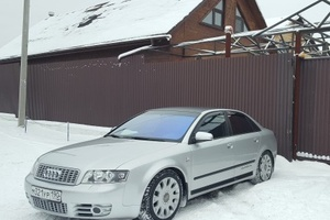 Авто Audi S4, 2004 года выпуска, цена 600 000 руб., Самара