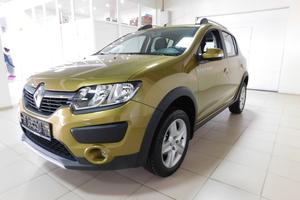 Авто Renault Sandero, 2017 года выпуска, цена 567 000 руб., Тюмень