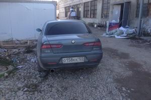 Автомобиль Alfa Romeo 156, хорошее состояние, 2002 года выпуска, цена 266 000 руб., Краснодар