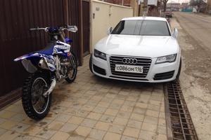 Автомобиль Audi A7, хорошее состояние, 2013 года выпуска, цена 1 600 000 руб., Краснодарский край