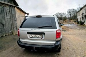 Авто Dodge Caravan, 2001 года выпуска, цена 285 000 руб., Самара
