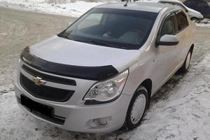 Подержанный автомобиль Chevrolet Cobalt, отличное состояние, 2013 года выпуска, цена 370 000 руб., Челябинск