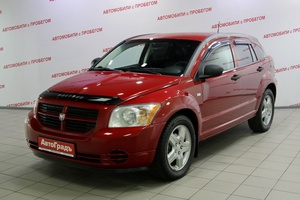 Авто Dodge Caliber, 2008 года выпуска, цена 379 000 руб., Москва