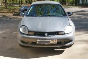 Автомобиль Dodge Neon, среднее состояние, 2002 года выпуска, цена 120 000 руб., Москва