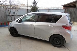 Автомобиль Toyota Ractis, хорошее состояние, 2011 года выпуска, цена 565 000 руб., Забайкальский край Агинский Бурятский округ