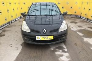 Авто Renault Clio, 2008 года выпуска, цена 330 000 руб., Самара