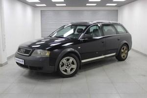 Авто Audi Allroad, 2003 года выпуска, цена 274 900 руб., Москва