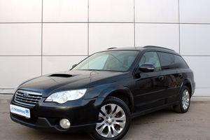 Авто Subaru Outback, 2008 года выпуска, цена 589 000 руб., Москва