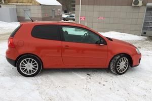 Автомобиль Volkswagen Golf, хорошее состояние, 2007 года выпуска, цена 390 000 руб., Челябинск