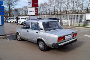 Авто ВАЗ (Lada) 2105, 2010 года выпуска, цена 69 000 руб., Санкт-Петербург