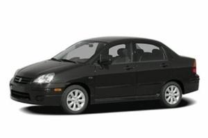 Автомобиль Suzuki Aerio, отличное состояние, 2003 года выпуска, цена 240 000 руб., Москва
