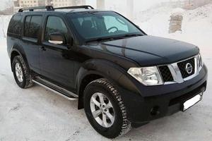 Подержанный автомобиль Nissan Pathfinder, отличное состояние, 2007 года выпуска, цена 830 000 руб., Сатка