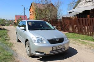 Подержанный автомобиль Toyota Corolla, хорошее состояние, 2004 года выпуска, цена 360 000 руб., Кашира