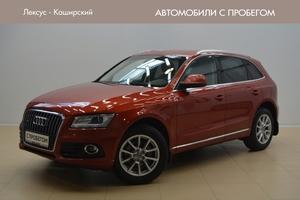 Подержанный автомобиль Audi Q5, отличное состояние, 2013 года выпуска, цена 1 319 000 руб., Москва