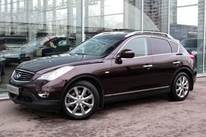 Авто Infiniti EX-Series, 2010 года выпуска, цена 1 047 000 руб., Москва
