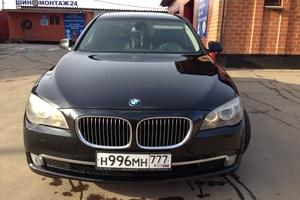 Подержанный автомобиль BMW 7 серия, отличное состояние, 2009 года выпуска, цена 1 140 000 руб., Балашиха