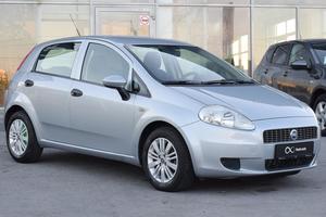 Авто Fiat Punto, 2007 года выпуска, цена 295 000 руб., Липецк