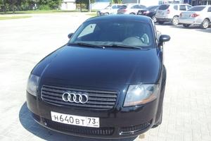 Подержанный автомобиль Audi TT, отличное состояние, 2001 года выпуска, цена 390 000 руб., Ульяновск